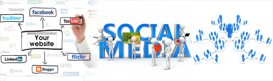 social media services India, affordable social media services in India, social media experts India
