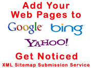 sitemap submission sitemap submission in google sitemap